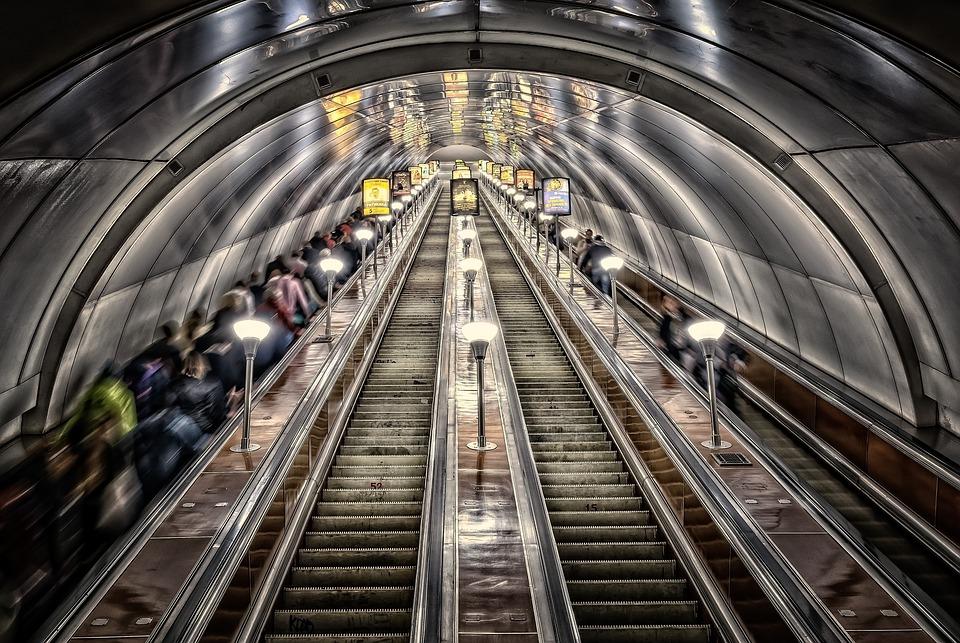 Který typ schodiště je nejnebezpečnější