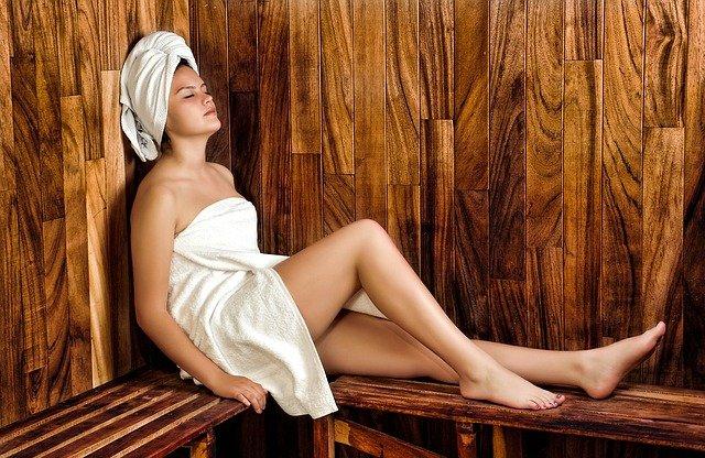 Sauna – relaxace těla i duše