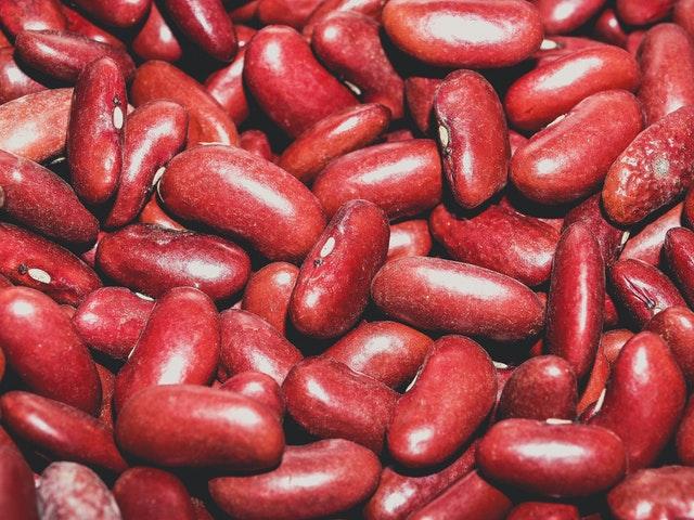 Červené fazole